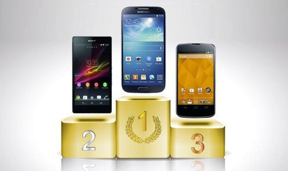 Akkulaufzeit-Test: Welches Smartphone hält am längsten durch?