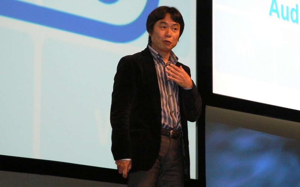 Nintendo: Shigeru Miyamoto teast neues Spiel an