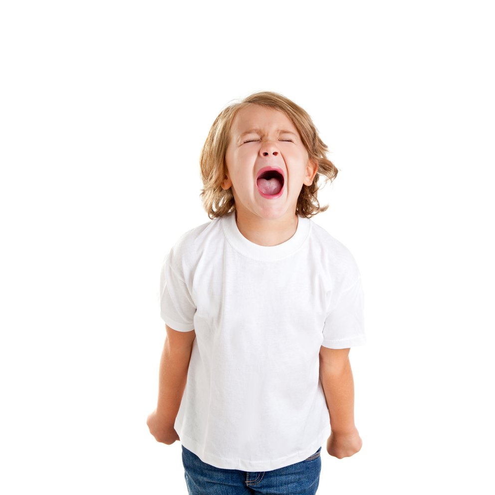 Annoyed, Angry, Sarcastic: Hört mich an, denn ich bin wütend!