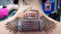 Apple, Android und der ganze Rest: 30 furchtbare Nerd-Tattoos