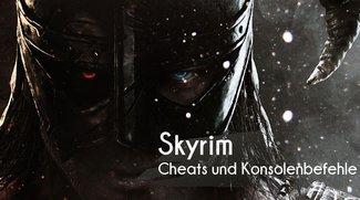 Skyrim: Cheats, Trainer und Konsolenbefehle für PC