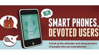 Wie abhängig seid ihr von eurem Smartphone? (Infografik)