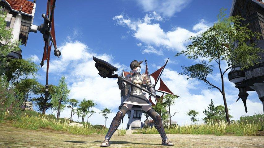 Final Fantasy 14 - A Realm Reborn: Video führt uns durch die Welt von Eorzea