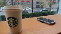 Starbucks: Filialen in Silicon Valley bald mit Wireless Charging