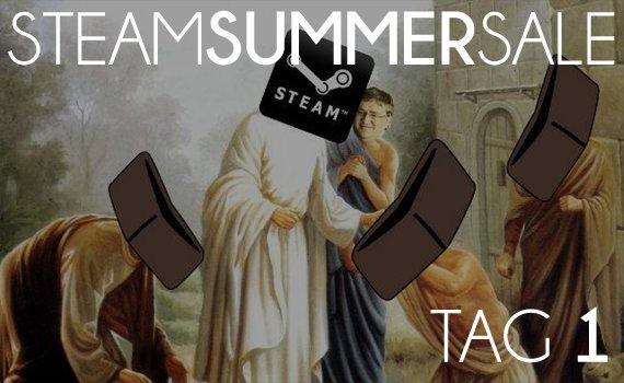 Steam Summer Sale 2013: Jetzt ist er endlich da!