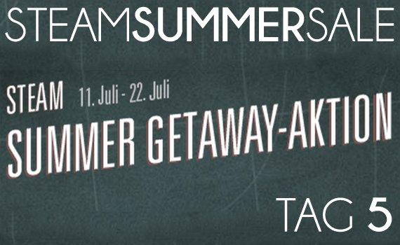 Steam Summer Sale 2013: Halbzeit mit Erfolgsgeschichten
