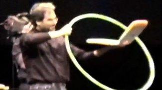 Video of the Day: Steve Jobs präsentiert WiFi