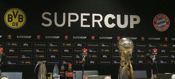 Supercup 2013 Live-Stream: Bayern München und Borussia Dortmund im ersten Duell der Saison