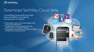 SwiftKey: Beta der Tastatur-App bringt Cloud-Sync für Wörterbücher &amp&#x3B; mehr