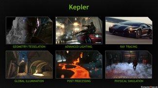 Nvidia Tegra 5: Kepler-GPU bringt pfeilschnelle PC-Grafik auf Tablets und Smartphones