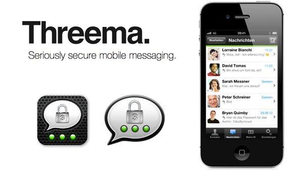 Threema: Die sichere WhatsApp-Konkurrenz im Check