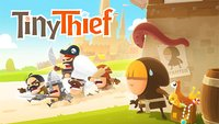 Tiny Thief für iOS: Diebische Freude beim neuen Rovio-Spiel