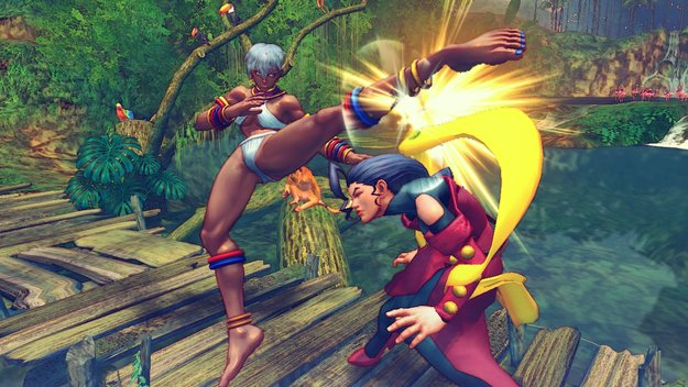 Ultra Street Fighter 4: Keine Wii U & Next-Gen-Versionen geplant