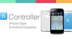 Control Center: iOS 7 Control Center-Klon für Android