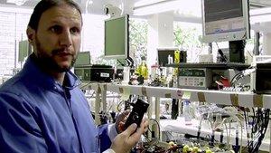 Mobile phone runs on urine power - Bristol Robotics Laboratory