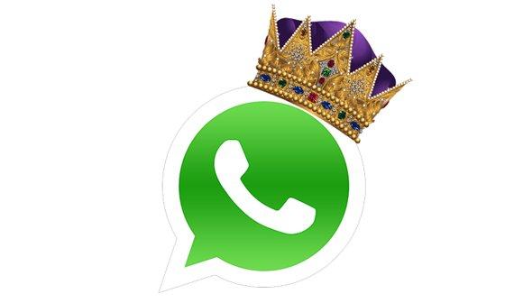 WhatsApp ist nun die beliebteste App in Deutschland und überholt Facebook
