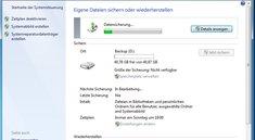 Windows 7: Backup erstellen & wiederherstellen – so geht's