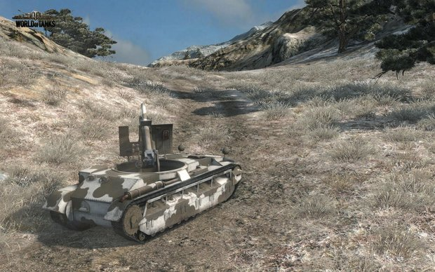World of Tanks: Screens & Infos zum Update 8.7