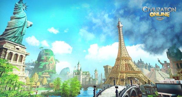 Civilization Online mit Trailer angekündigt