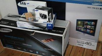 Smarter Selbstversuch: Fast einen Monat nur Samsung-Geräte