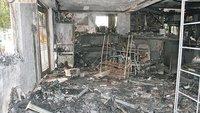Samsung Galaxy S4 fängt Feuer und soll Haus und Auto niedergebrannt haben