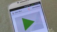 Open Mic+: Always Listening im Moto X-Stil für alle Geräte