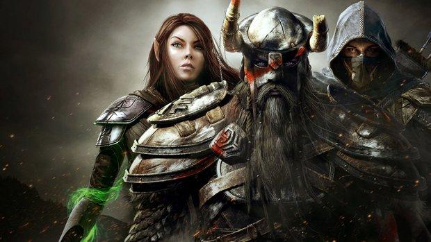 The Elder Scrolls Online: Gameplay-Video mit neuen Feinden