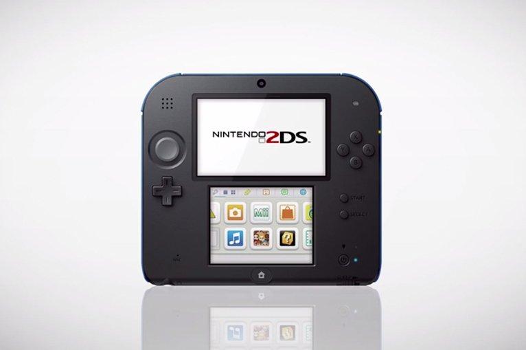 Nintendo 2DS angekündigt: 3DS ohne Augenschmerzen kommt am 12. Oktober