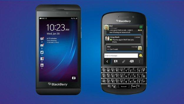 Verkauft BlackBerry sein Unternehmen?