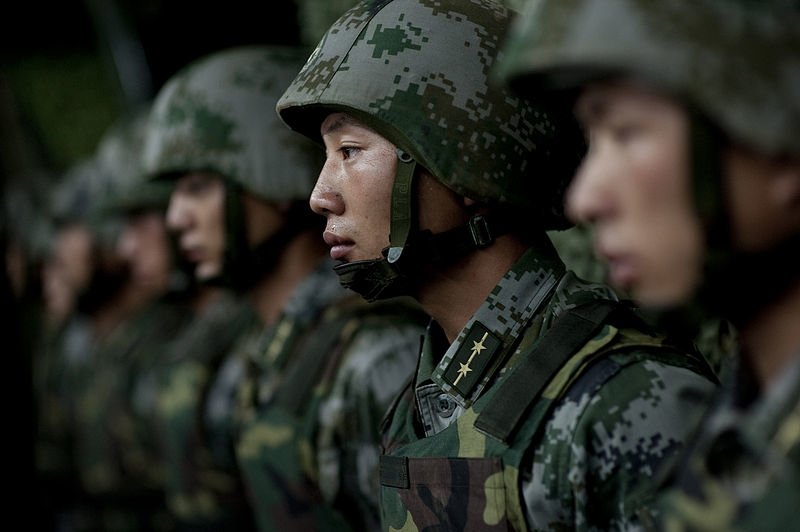 Chinesische Volksbefreiungsarmee veröffentlicht Shooter