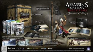 Assassin's Creed 4 Black Flag - Buccaneer Edition vorgestellt