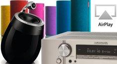 Airplay-Lautsprecher in der Übersicht: Von der Küchen- bis zur HiFi-Lösung