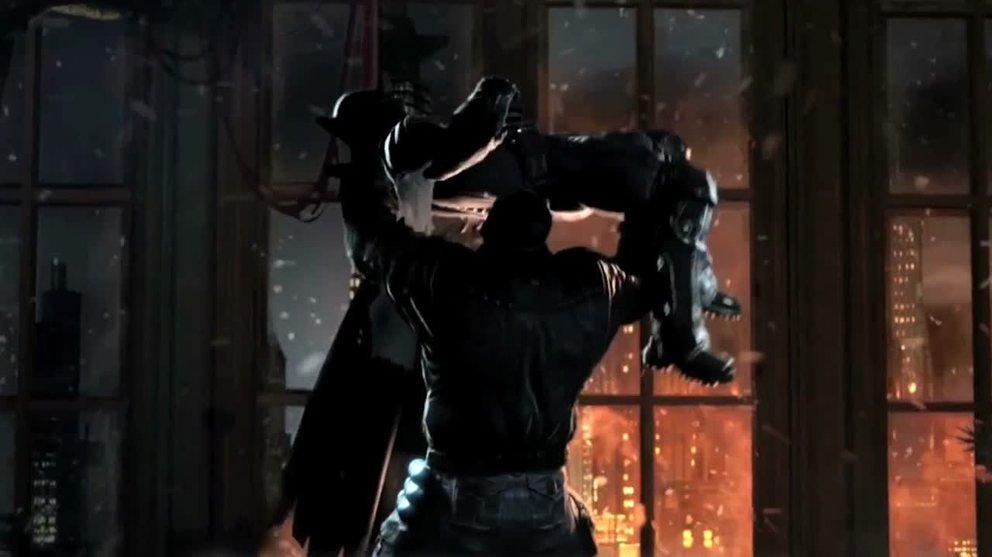 Batman: Arkham Origins : Firefly Trailer Video Thumbnail