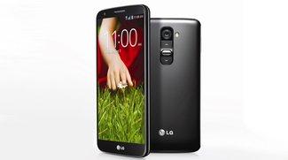 LG G2: Offiziell vorgestellt (plus Hands-On und Vergleichs-Videos)
