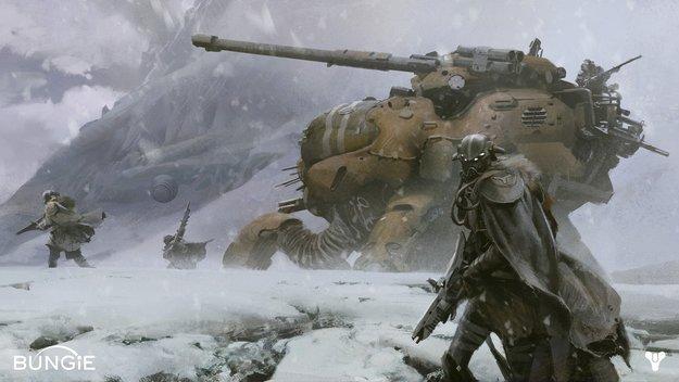 Destiny: Bungie vergibt Beta-Keys im Laufe der Woche