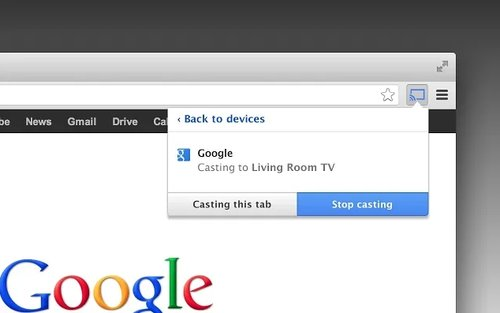 Chromecast-Google-Cast