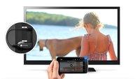Chrome-Bildschirm per Chromecast auf Fernseher streamen – so geht's