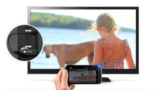 BubbleUPnP: Bilder und Videos vom Smartphone und Netzwerkspeicher auf den Chromecast streamen