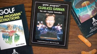 "Clueless Gamer: Conan O'Brien vs. Atari - ""Das ist furchtbar!!!"""
