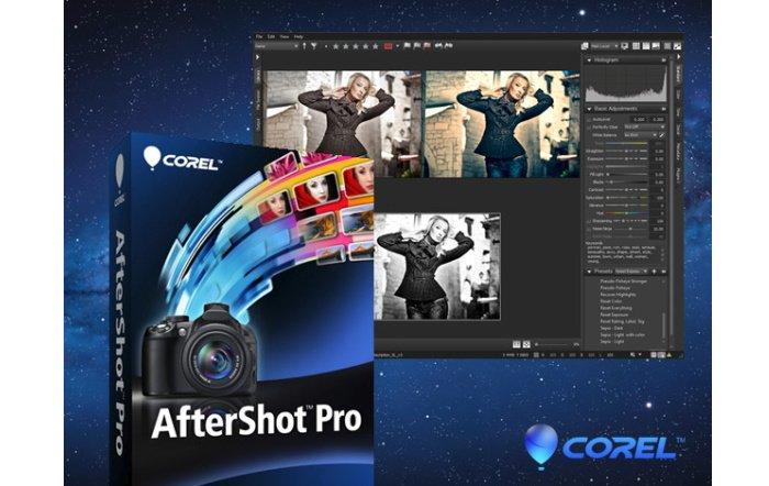 Corel AfterShot Pro für ca. 30 Euro bei Stacksocial