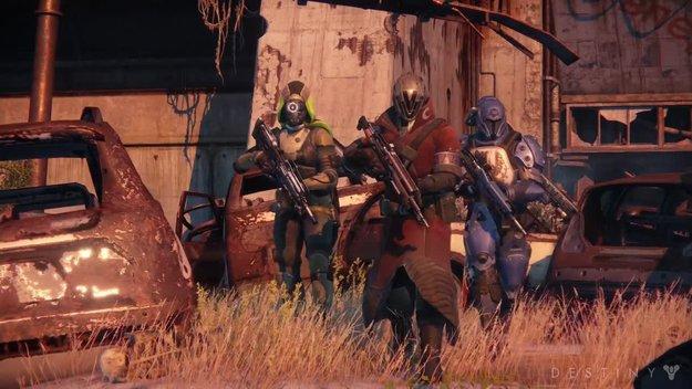 Destiny: Mischung aus Sci-Fi und Fantasy soll Abstand zu Halo bringen