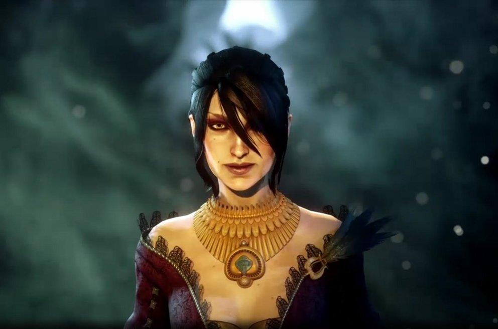 Dragon Age Inquisition: BioWare lässt euch als Qunari spielen
