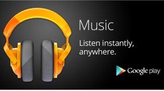 Google Play Music: Bald Musik per Browser hochladen?