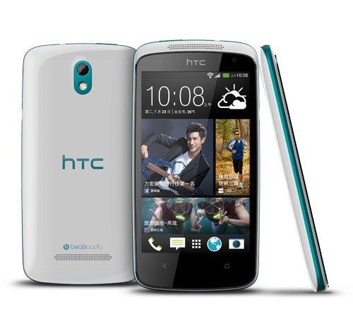 HTC Desire 500 - neues Mittelklassegerät von HTC