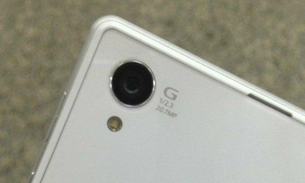 Sony i1 Honami: Weißes Modell im Bild, 20,7 MP-Cam mit G-Linse bestätigt