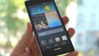 Huawei Ascend P6: Update auf Android 4.4 wird verteilt