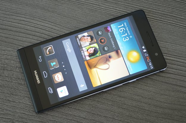 Huawei Ascend P6 im Test: Beauty-Offensive in der Mittelklasse