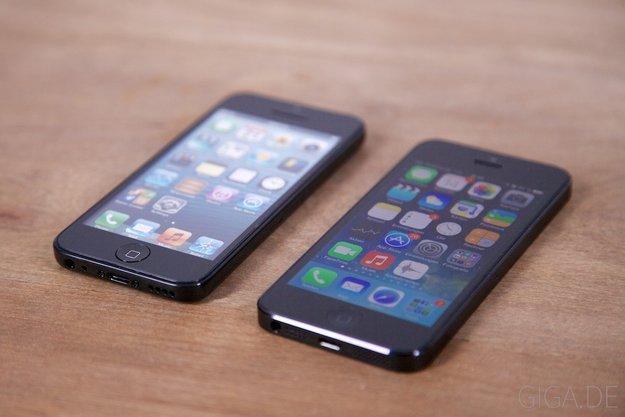 iPhone 5S/5C: Verkauf soll am 20. September beginnen