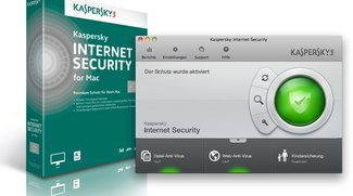 Verlosung: 5 Lizenzen der Kaspersky Internet Security for Mac