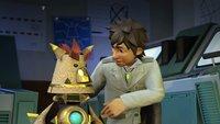 Knack: Launch-Trailer stellt euch den kleinen Helden und die Story vor